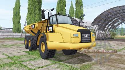 Caterpillar 745C for Farming Simulator 2017