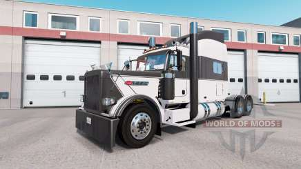 Early Xmass skin for the truck Peterbilt 389 for American Truck Simulator