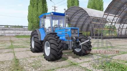 Hurlimann H-488 big wheels v1.17 for Farming Simulator 2017