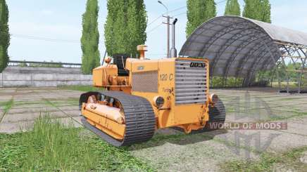 Fiat 120C v1.1 for Farming Simulator 2017