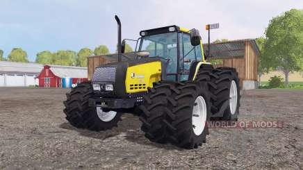 Valmet 6400 front loader for Farming Simulator 2015