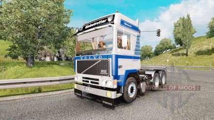Volvo F12 for Euro Truck Simulator 2