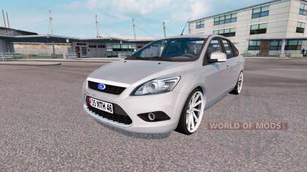 Ford Focus sedan (DB3) for Euro Truck Simulator 2