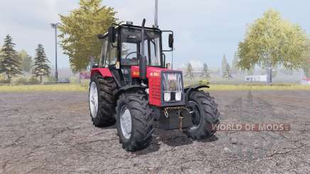 MTZ Belarus 820.4 for Farming Simulator 2013