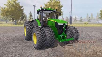John Deere 7310R v2.1 for Farming Simulator 2013