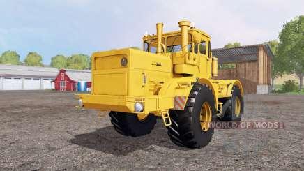 Kirovets K 700A for Farming Simulator 2015