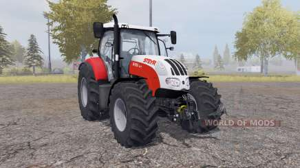 Steyr 6160 CVT v2.0 for Farming Simulator 2013
