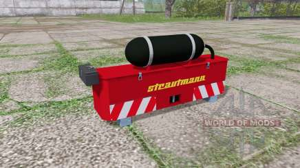 Strautmann weight for Farming Simulator 2017