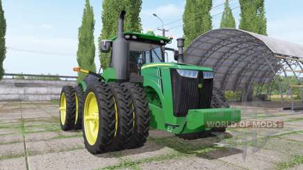 John Deere 9370R v3.1.1 for Farming Simulator 2017