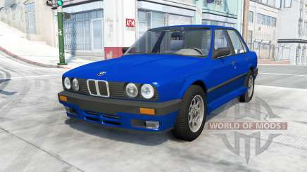 BMW 325e sedan (E30) 1985 for BeamNG Drive