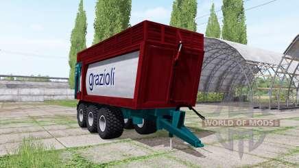 Grazioli Domex 200-6 v2.1 for Farming Simulator 2017