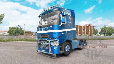 Renault T 440 v6.3 for Euro Truck Simulator 2