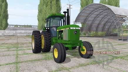 John Deere 4050 v3.0 for Farming Simulator 2017