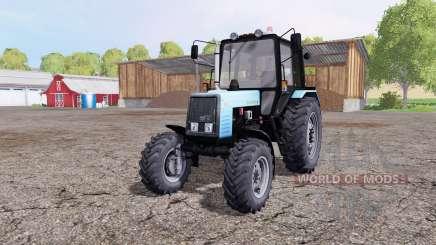 Belarus MTZ 1025 for Farming Simulator 2015