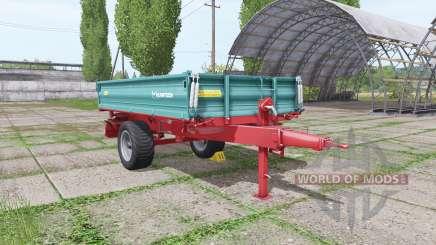 Farmtech EDK 800 for Farming Simulator 2017