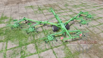Krone Swadro 2000 multicolor for Farming Simulator 2017
