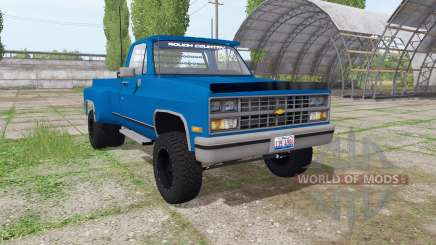 Chevrolet K30 1984 for Farming Simulator 2017