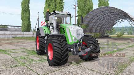 Fendt 824 Vario for Farming Simulator 2017