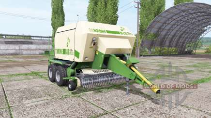 Krone BiG Pack 120-80 v2.0 for Farming Simulator 2017