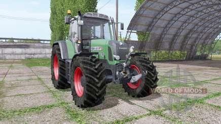 Fendt 820 Vario TMS v1.4 for Farming Simulator 2017