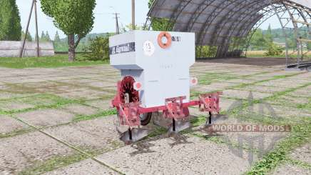Agrozet SA 2-074 for Farming Simulator 2017
