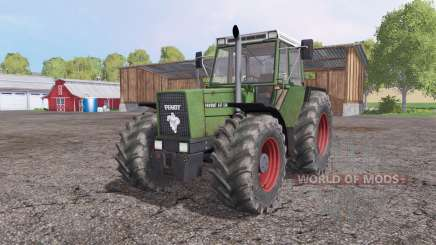 Fendt Favorit 611 LSA Turbomatik for Farming Simulator 2015
