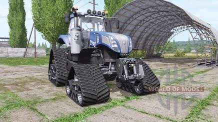 New Holland T8.420 QuadTrac v1.2 for Farming Simulator 2017