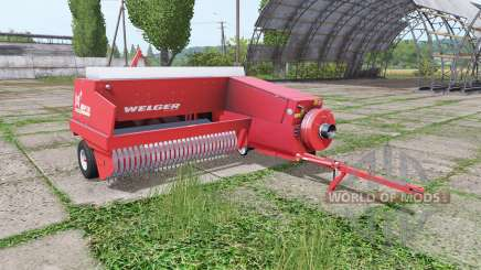 Welger AP730 for Farming Simulator 2017
