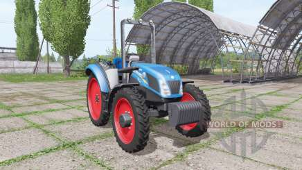 New Holland T4.75 for Farming Simulator 2017