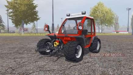 Reform Metrac H6 for Farming Simulator 2013