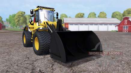 Volvo L120H v1.1 for Farming Simulator 2015