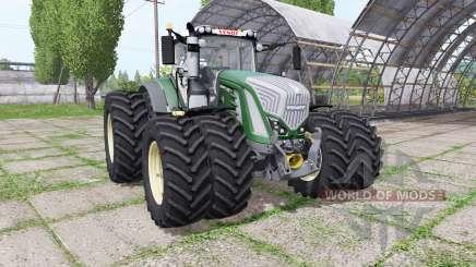 Fendt 927 Vario for Farming Simulator 2017