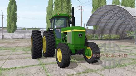 John Deere 4230 v3.0 for Farming Simulator 2017
