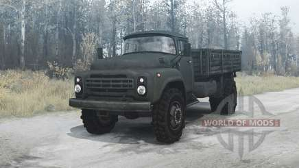 ZIL 130 4x4 for MudRunner
