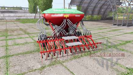 Gaspardo Pinta for Farming Simulator 2017