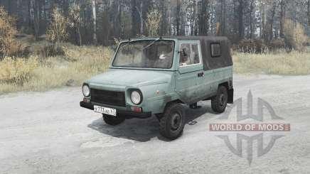 LuAZ 969M for MudRunner