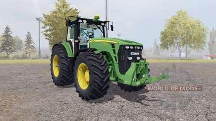 John Deere 8530 v2.2 for Farming Simulator 2013