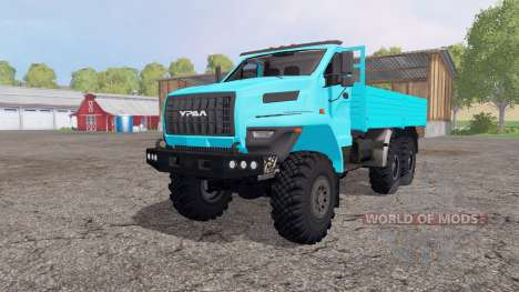 Ural Next (4320-6951-74) 2015 for Farming Simulator 2015