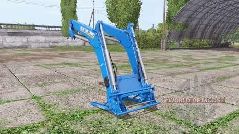 New Holland 750TL MSL for Farming Simulator 2017