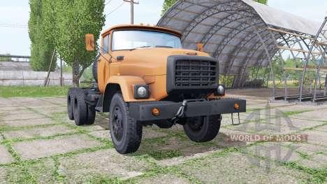 ZIL Э133ВЯТ experienced 1982 for Farming Simulator 2017