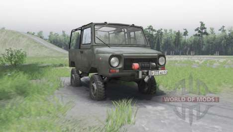LuAZ 969М 1979 for Spin Tires