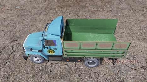 GAS 3307 for Farming Simulator 2015