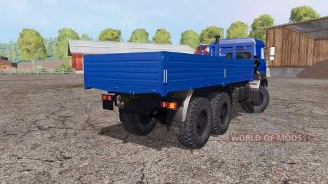 Ural 5557-4112-80M for Farming Simulator 2015