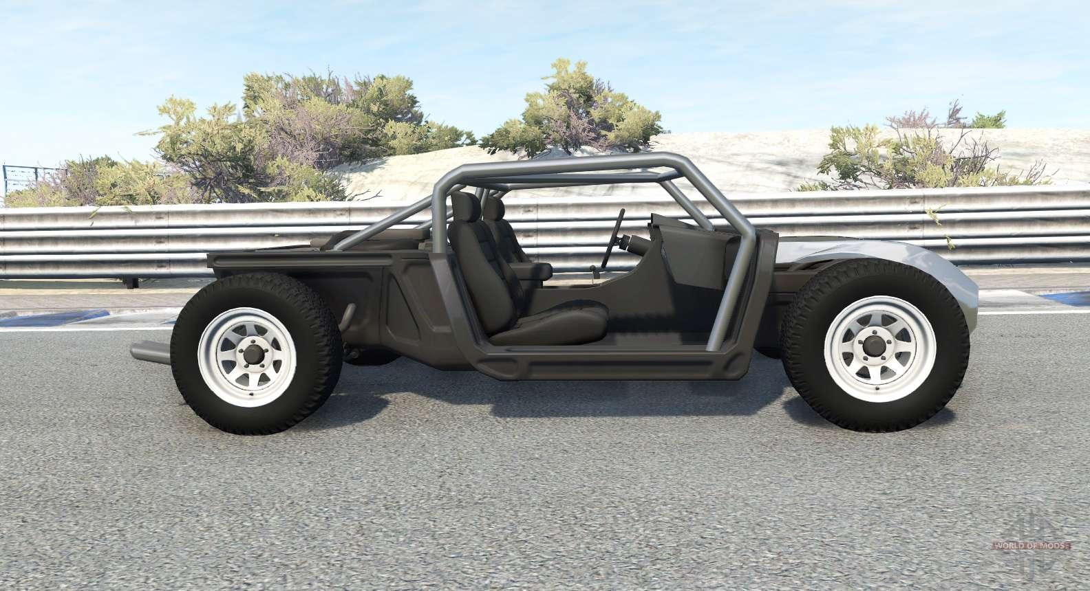 Beamng Drive Bolide Super Car