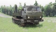 KamAZ 4310 crawler