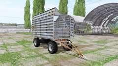 Fortschritt HW 80 SHA for Farming Simulator 2017