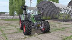 Fendt 312 Vario for Farming Simulator 2017