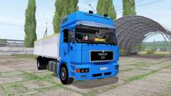 MAN F2000 19.403 1996 for Farming Simulator 2017