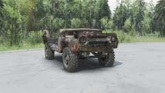 Rusty UAZ 469 v1.2