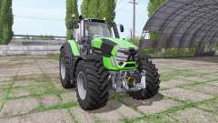 Deutz-Fahr Agrotron 9310 TTV for Farming Simulator 2017